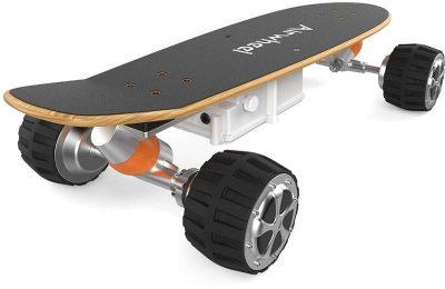Skateboard Electric Airwheel M3 Viteza max. 20km/h Putere motor 350W Baterie LG 162 8 Wh/4.4Ah Autonomie aprox. 30km