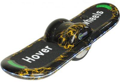 Skateboard electric Nova Vento WME6 Black&Gold Lighting