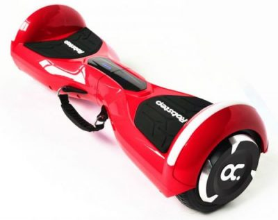 Scooter electric (hoverboard) Robstep N1 (Rosu)