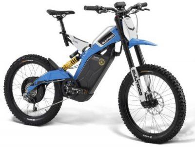 Bicicleta electrica Bultaco Brinco R BF0B1A1CEU30E (Albastru)