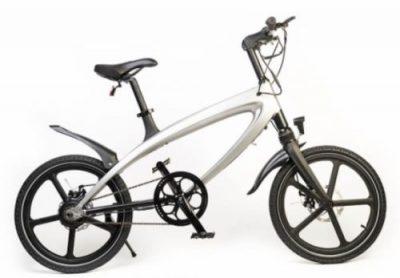 Bicicleta Electrica FreeWheel E-Bike Revo (Argintiu)