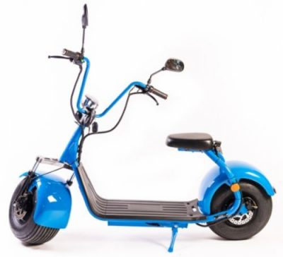 Moped Electric FreeWheel City Rider