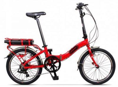 Bicicleta Electrica Pegas Camping Dinamic 7S