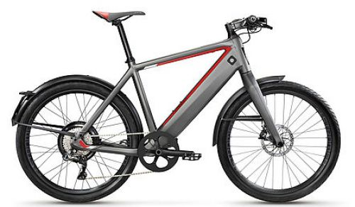 Bicicleta electrica Stromer