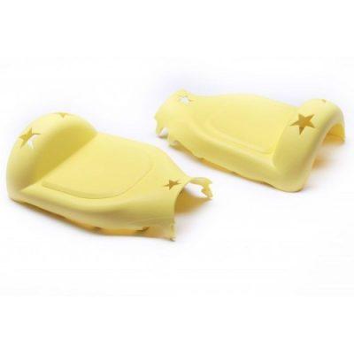 Husa silicon pentru Hoverboard 6.5 inch Yellow