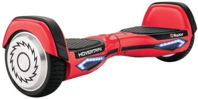 Scooter electric (hoverboard) Razor Hovertrax 2.0 (Rosu)