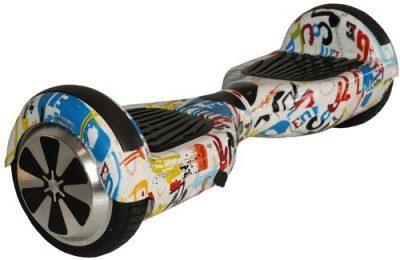 Scooter electric (hoverboard) Nova Vento HV6.5 Cartoon Art