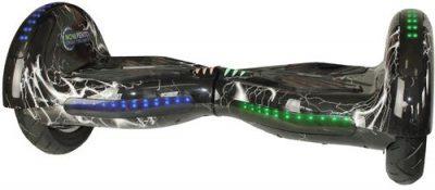 Scooter electric (hoverboard) Nova Vento Hv10 Lighting Black
