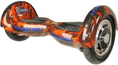 Scooter electric (hoverboard) Nova Vento Hv10 Red Flames