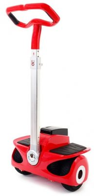 Scooter electric (hoverboard) Robstep Robin M1 (Rosu)