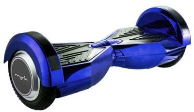 Scooter Electric (hoverboard) Myria My7007bl Smart Ride 8F
