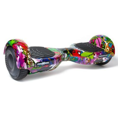 Scooter electric (hoverboard) Freewheel Complete Elite Graffiti