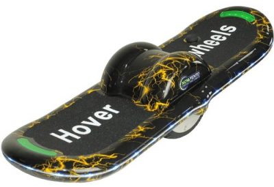 Skateboard electric Nova Vento WME6 Black&Gold Lighting