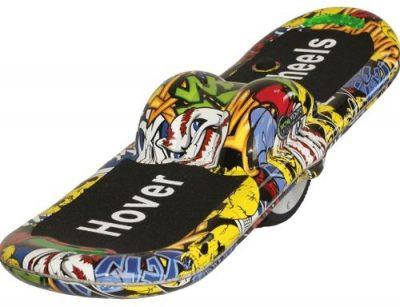 Skateboard electric Nova Vento WME6 Street Art